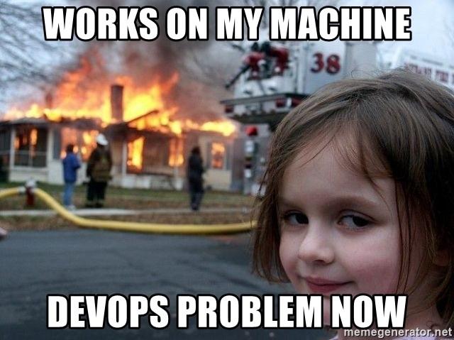 Devops Problem